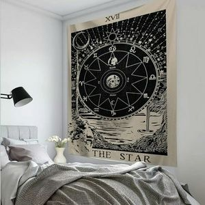 TAROT CARD WALL TAPESTRY